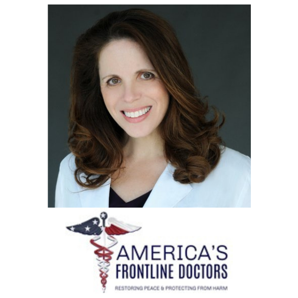 Find out how Dr. Simone Gold is fighting back against medical cancel  culture...   AM 1100 The Flag WZFG