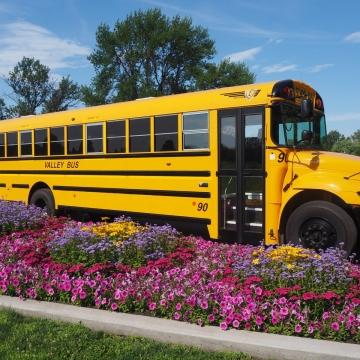 Photo by: John McLaughlin - Valley Bus