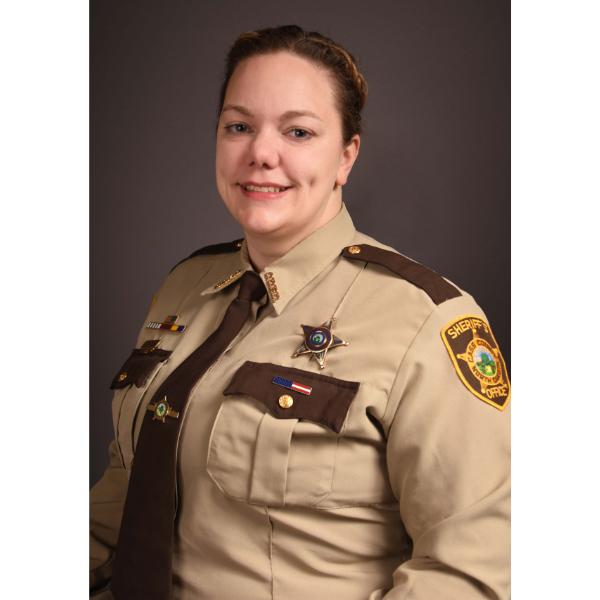 Cass County Sheriff Department Deputy Ashley Bates