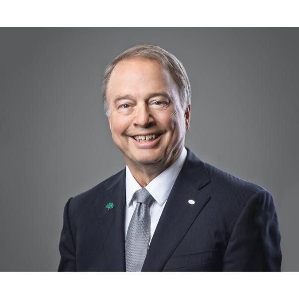 Fargo Mayor Dr. Tim Mahoney